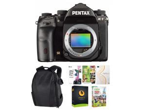Pentax K-1 Full Frame DSLR with Digital Treasures Creative & Office Software