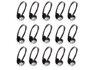 Panasonic RP-HT21 Lightweight Headphones with XBS (15 PACK)