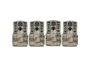 (4) Moultrie A-20i Mini Trail Game Camera | 12MP - (MCG-13130)