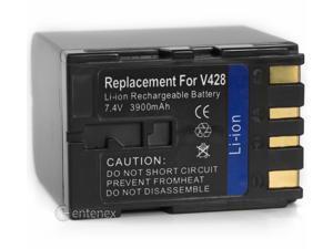 2x Battery for JVC BN-V428 BN-V428U GR-33 BN-V408U GY-HD100 GR-HD1 BN-V408 BN-V416U GR-D200 GR-DV2000
