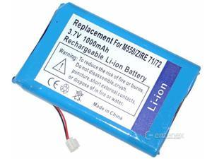 Battery for Palm Zire 31 71 72 Tungsten T1 T2 T3 HNN9008 - IA1TA16A0 1000 mAH