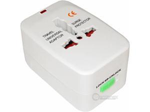 Universal Travel Plug Converter Adapter Adaptor For Plugs in US, UK, AU, Europe, China, Japan, Spain and more