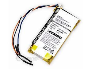 Battery + Tools for Microsoft Zune 120gb 80gb X814399-001 H3A-00001 2nd Generation Gen PDA-175LI-80G