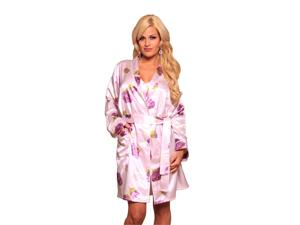 Lovely Day Lingerie Women's Floral Print Robe