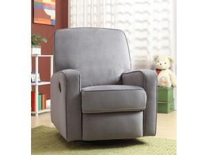 Sutton Swivel/Glider Recliner- Stella Zen Grey