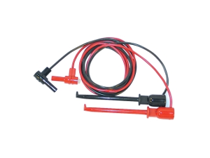48 in. Test Lead with 90 degree Insulated Banana Plugs
