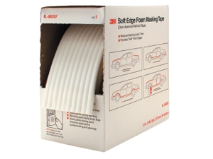 6297 Soft Edge Foam Masking Tape 06297 13 mm x 50 m