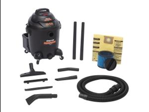 9621210 12 Gallon 6.5 HP Professional Wet/Dry Vacuum