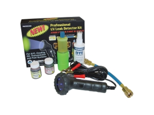 53351 High Intensity Mini Light Professional UV Leak Detector Kit