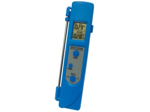Dual Temp Plus Infrared Probe Thermometer