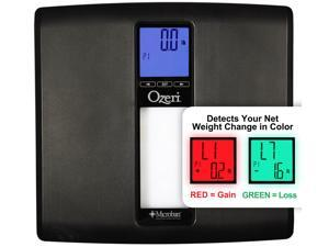 Ozeri WeightMaster II 440 lbs Digital Bath Scale with BMI and Weight Change Detection