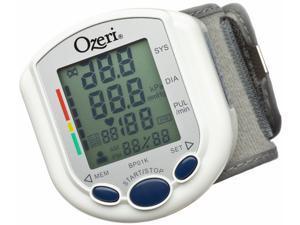 Ozeri CardioTech Pro Series BP1K Digital Blood Pressure Monitor with Heart Health WHO Indicator