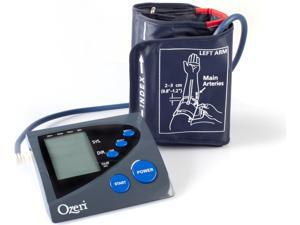 Ozeri CardioTech Premium Series BP4M Digital Arm Cuff Blood Pressure Monitor w/ Color Alert Technology