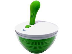 Ozeri FRESHSPIN Salad Spinner and Serving Bowl