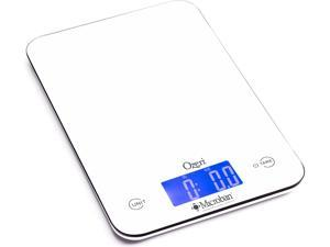 Ozeri Touch II Professional Digital Kitchen Scale with Microban Antimicrobial Product Protection