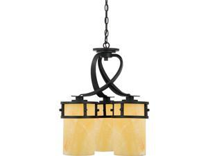 Quoizel 3 Light Kyle Chandelier in Imperial Bronze - KY5103IB
