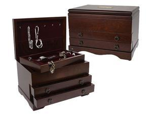 Reed & Barton Colonial Jewelry Chest (MSRP:$190)