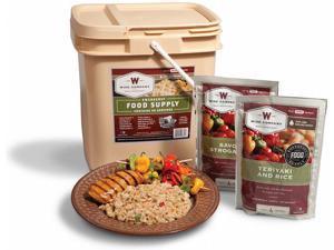Wise Company 84-Serving Bucket Grab n' Go Food Kit