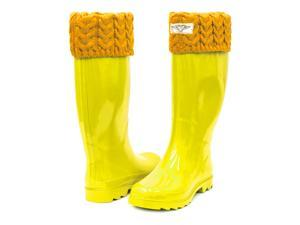 Ladies' Mock-Sock Rain Boots (Rubber Wellies)