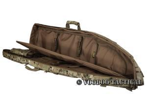 Voodoo Tactical 15-7981 Military Style Sniper Rifle Drag Bag, MultiCam