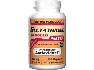 Glutathione Reduced 500mg 120 Count