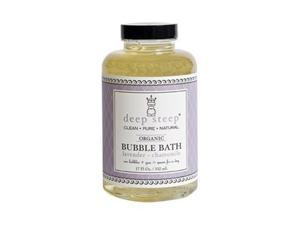 Lavender Chamomile Bubble Bath - Deep Steep - 17 oz - Liquid