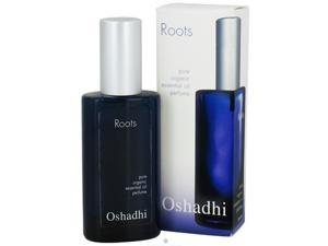 Oshadhi: Organic Essential Oil Perfume, Roots 1.7 oz (50 ml)
