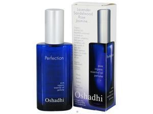 Oshadhi: Organic Essential Oil Perfume, Perfection 1.7 oz (50 ml)