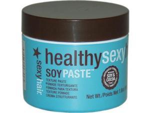 Healthy Sexy Hair Soy & Cocoa Paste by Sexy Hair for Unisex - 1.8 oz Texture Pomade