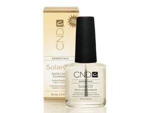 CND: Treatments/Prep Solar Oil Nail & Cuticle Treatment, 0.5 oz