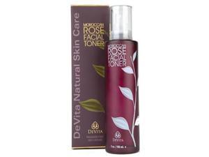Devita Skin Care: Skin Care, Moroccan Rose Facial Toner, 5 oz