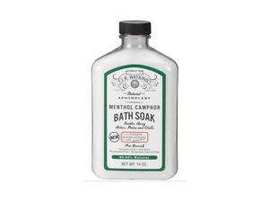 J.R. Watkins: Menthol Camphor Breathe Easy Bath Soak, 14 oz
