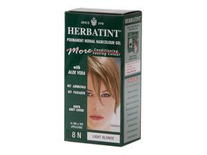 Herbatint: Herbatint Permanent Hair Color Light Blonde 8N, 4 oz