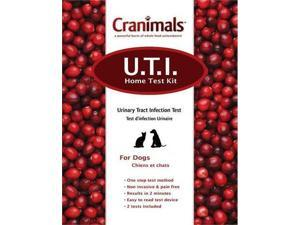 Cranimals: U.T.I Home Test Kit For Dogs and Cats, 1 kit