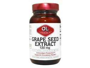 Grape Seed Extract 120mg - Olympian Labs - 100 - Capsule