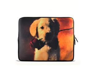 """Rose & Dog 15"""" 15.4"""" 15.6"""" inch Notebook Laptop Case Sleeve Carrying bag for Apple MacBook Pro 15 15.4 /Dell Inspiron 15R Alienware M15X /ASUS A55 K55 N56/Sony E15 S15 EL2/ThinkPad E530"""
