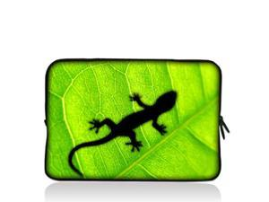 "Green Gecko 13"" 13.3"" inch Notebook Laptop Case Sleeve Carrying bag for Apple Macbook pro 13 Air 13/Samsung 530 535U3/Dell XPS inspiron 13/ ASUS/SONY SD4/ACER 13/ThinkPad X1 L330 E330"