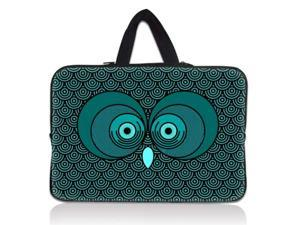 """Owl 13"""" 13.3"""" inch Notebook Laptop Case Sleeve Carrying bag with Hide Handle for Apple Macbook pro 13 Air 13/Samsung 530 535U3/Dell XPS inspiron 13/ ASUS/SONY SD4/ThinkPad X1 E330"""