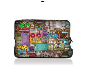 """Colorful Tape 13"""" 13.3"""" inch Notebook Laptop Case Sleeve Carrying bag for Apple Macbook pro 13 Air 13/Samsung 530 535U3/Dell XPS inspiron 13/ ASUS/SONY SD4/ACER 13/ThinkPad X1 L330 E330"""