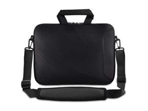 "plain black 9.7"" 10"" 10.2"" inch Laptop Netbook Tablet Shoulder Case Carrying Sleeve bag For Apple iPad/Asus EeePC/Acer Aspire one/Dell inspiron mini/Samsung N145/Lenovo S205/HP Touchpad Mini"