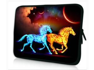 """Fire&water Horse 13"""" 13.3"""" inch Notebook Laptop Case Sleeve Carrying bag for Apple Macbook pro 13 Air 13/Samsung 530 535U3/Dell XPS inspiron 13/ ASUS/SONY SD4/ThinkPad X1 E330"""