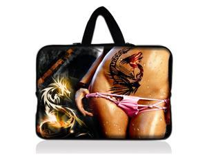 "Sexy&Dragon 13"" 13.3"" inch Notebook Laptop Case Sleeve Carrying bag with Hide Handle for Apple Macbook pro 13 Air 13/Samsung 530 535U3/Dell XPS inspiron 13/ ASUS/SONY SD4/ThinkPad X1 E330"