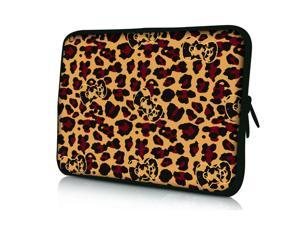 "Camouflage Leopard 9.7"" 10"" 10.2"" inch Laptop Netbook Tablet Case Sleeve Carrying Bag For iPad/Asus EeePC/Acer Aspire one/Dell inspiron/Samsung N145/Lenovo S205/HP Touchpad Mini"
