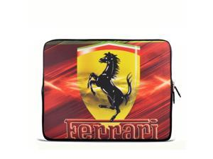 "Red Horses 9.7"" 10"" 10.2"" inch Laptop Netbook Tablet Case Sleeve Carrying Bag For iPad/Asus EeePC/Acer Aspire one/Dell inspiron/Samsung N145/Lenovo S205/HP Touchpad Mini"
