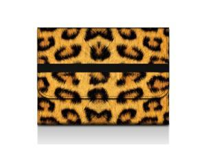 """CorlfulCase® 2014 NEW 13"""" 13.3"""" inch Laptop Wool Felt Case Sleeve Notebook Bag For Apple Macbook Pro 13&Air 13 /Acer Aspire S3 S5 S7/Toshiba Z830 Z930/Samsung NP900 NP530 Leopard"""