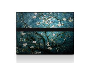 "CorlfulCase® 2014 NEW 15"" 15.4"" Laptop PC Sleeve Case Woolen Felt Ultrabook Envelope Bag For Apple Macbook Pro 15 Blue&Peach SZ15-64082"