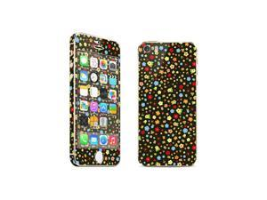 Apple iPhone 5S Skins Wildflowers Full Body Decals Stickers Covers Screen Protector - MAC1338-74