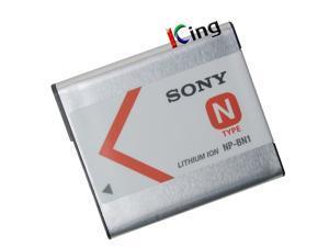 Genuine Sony NP-BN1 Li-ion Battery for Sony DSC-W310,DSC-W320,DSC-W330,DSC-W350,DSC-W360