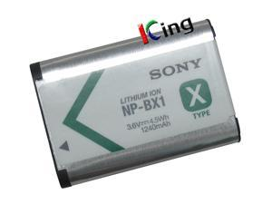 Genuine Sony NP-BX1 Li-ion Battery for Sony RX100 RX1 AS15 HX50 WX300 HX300