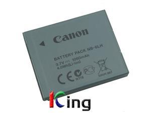 Genuine Canon NB-6LH Li-ion Battery for SD770 IS SD1200 IS SD980 IS SD1300 SD4000